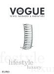 Vogue Towel Warmers & Radiators